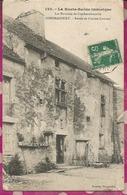 D70 - CONFRACOURT  - Restes De L'Ancien Couvent - Other Municipalities