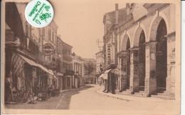 47 - Très Belle Carte Postale Ancienne De   SAINTE  LIVRADE   Rue Nationale - Autres Communes