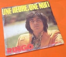 Vinyle 45 Tours Ringo Une Heure, Une Nuit (1973) - Musica Di Film