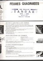 THIAUDE 1 Paquet De Feuilles Quadrillées Standard - Albums & Reliures