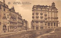 Oostende Mariakerke  Baden Raversijdestraat  Grand Hotel Monopole , Ecole En Plein Air , Ville De Bruxelles       M 1506 - Oostende