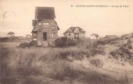 Koksijde  Coxyde Sint Idesbald Saint Idesbald   Groupe De Villas  Groep Villas In De Duinen      M 1510 - Koksijde