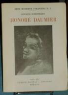 DAUMIER  Giovanni Scheiwiller 1936 U.Hoepli - Collections