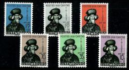 Luxemburgo Nº 306/11 En Nuevo. Cat.30€ - Unused Stamps