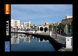 Melilla City View North Africa New Postcard - Melilla