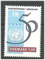 Denmark  1995  50 Years United Nations (UN); World Summit On Social Development, Copenhagen  Mi 1095 MNH(**) - Danimarca