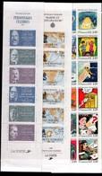 Francia Carnet Nº Yvert BC2460+BC2523+BC2515 ** Valor Catálogo 26.0€ - Francia