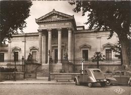 Carte PAP De Perpignan, Le Palais De Justice, éd. Pages 181, écrite En 1954, 2 Cv, Bon état - Perpignan