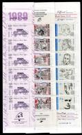 Francia Carnet Nº Yvert BC2578A+BC2570+BC2681 ** Valor Catálogo 23.0€ - Francia