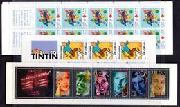 Francia Carnet Nº Yvert BC2903+BC3305+BC3362 ** Valor Catálogo 35.50€ - Francia