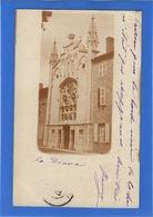 42 LOIRE - MONTBRISON Carte Photo, Pionnière - Montbrison