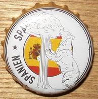 N°1196 CAPSULE DE BIERE ET AUTRE - Bière