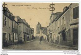 64 Monein - Rue Du Commerce (animée) - Non Classificati