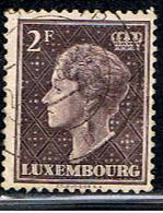 LUXEMBURG 44 // YVERT 421 // 1948-53 - Gebraucht