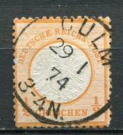 Deutsches Reich Nr.18         O       (3360) Culm - Deutschland