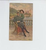 Soulacroix - N. 524 In Vista Di Trieste - Vittorio Emanuele III + SCOUT - NON ECRITE - Movimiento Scout