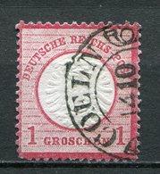 Deutsches Reich Nr.19         O       (3368) - Germany