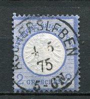 Deutsches Reich Nr.20         O       (3374) Aschersleben - Deutschland