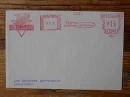 Typewriter, Olivetti - Briefmarken