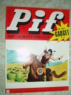 PIF GADGET NO 64-05/1970 -RAHAN -LOUP NOIR-RIGOLUS-ED.VAILLANT- - Pif Gadget