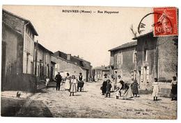 ROUVRES RUE HAPPETOUT TRES ANIMEE - France