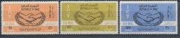 Irak/Iraq 1965 Mi: 422-424 Yt: TA 9-11 (PF/MNH/Neuf Sans Ch/nuovo Senza C./**)(4927) - Iraq