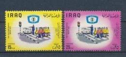 Irak/Iraq 1971 Mi: 698-699 Yt: 656-657 (PF/MNH/Neuf Sans Ch/nuovo Senza C./**)(4930) - Iraq