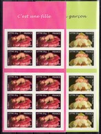 Francia Carnet Nº Yvert BC3804+BC3805 ** Valor Catálogo 30.0€ - Francia