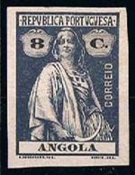 Angola, 1914, # 150, Prova, MH - Angola
