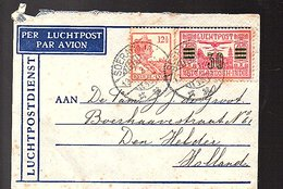 Marine Korporaal Benick SOERABAJA-15 1933 > Den Helder Holland (380) - Niederländisch-Indien