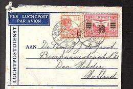 Marine Korporaal Benick SOERABAJA-15 1933 > Den Helder Holland (380) - Nederlands-Indië