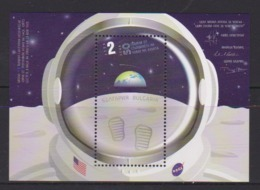 Bulgaria (2019) - Block -  /  Espace - Space - Moon - Apollo - Astronaut - Spazio