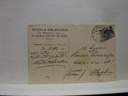 S. MARIA CAPUA VETERE  ---  NAPOLI---   NICOLA ORLACCHIO - Napoli (Nepel)