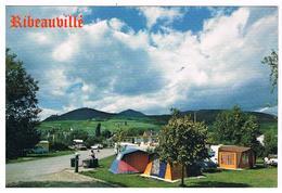 CPSM RIBEAUVILLE Camping - Altri Comuni