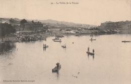 *** 87  ***   LIMOGES Vallée De La Vienne Concours De Pêche ??  TTB Timbrée - Limoges