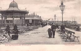 BRIDLINGTON - NEW SPA PROMENADE - 1903 STATION OFFICE PMK #9A19 - Sonstige