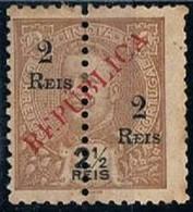 India, 1914, # 285 ES, MHNG - Portuguese India