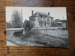 Cpsm Colonie De La Villeneuve Château Deschamps Haute Vienne - Autres Communes