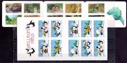 Francia Carnet Nº Yvert BC3853+BC3866 ** Valor Catálogo 35.0€ - Francia