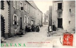 53 PARNE - Rue De L'église - France