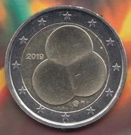 @Y@  Finland   2 Euro Commemorative  2019    (2) - Finlande