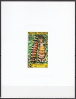 Polynesia Sc474 Local Food, Crayfish, Varo, Alimentation, Deluxe Proof, Epreuve - Ernährung