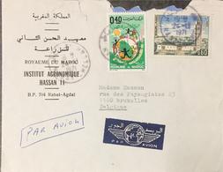 Maroc, Lettre. - Maroc (1956-...)
