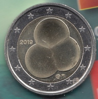 @Y@  Finland   2 Euro Commemorative  2019    (4) - Finland