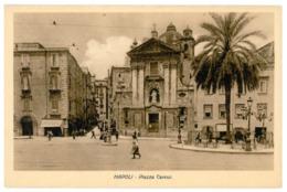 Italie. Napoli. Piazza Cavour (10215) - Napoli (Naples)