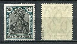 Deutsches Reich Nr.104 C Gepr.Winkler BPP        **  MNH       (3456) - Deutschland