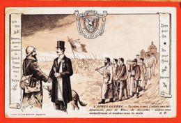 Nw354 Immortel Souvenir Aux COMPAGNONS Du TOUR De FRANCE Morts Pour PATRIE Après Guerre 1914-1919 CpaWW1-AUGUSTE BONVOUS - Guerre 1914-18