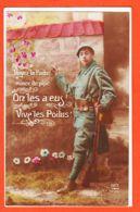 Nw355 Patriotique Voyez La FUITE Mince De PIPE ON LES A EUS VIVE LES POILUS Guerre 1914-1918 CpaWW1-DIX 1158/5 - Weltkrieg 1914-18