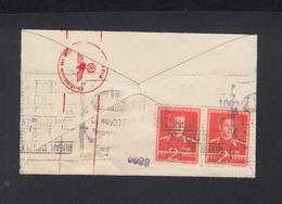 Romania Small Cover To Germany Censor - Storia Postale Seconda Guerra Mondiale