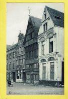 * Mechelen - Malines (Antwerpen) * (Nels, Série Malines, Nr 38) Vieilles Maisons Sur La Dyle, Estaminet Den Rozenhoed - Malines